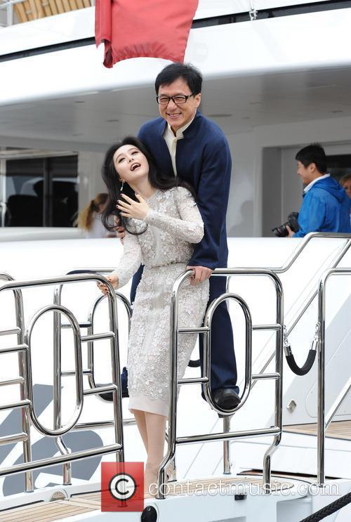 Fan Bingbing and Jackie Chan 4