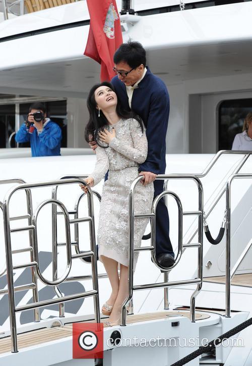 Fan Bingbing and Jackie Chan 8