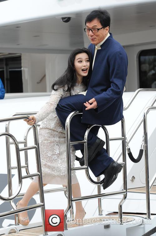 Fan Bingbing and Jackie Chan 9