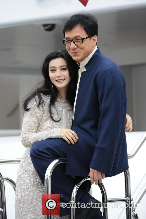 Fan Bingbing and Jackie Chan 10