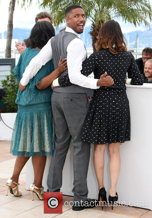 Octavia Spencer, Michael B. Jordan and Melonie Diaz 11