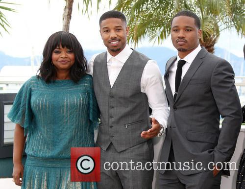Octavia Spencer, Michael B. Jordan and Ryan Coogler 6