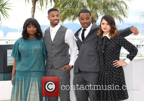 Octavia Spencer, Michael B. Jordan, Ryan Coogler and Melonie Diaz 10