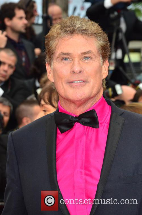 David Hasselhoff, Cannes Film Festival