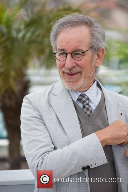 Steven Spielberg Cannes