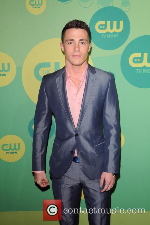 2013 CW Upfront Presentation - arrivals