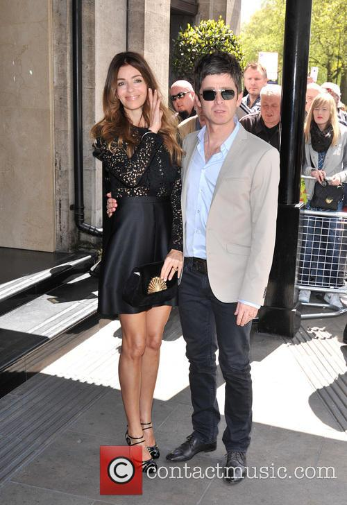 Noel Gallagher and Sara Macdonald 10