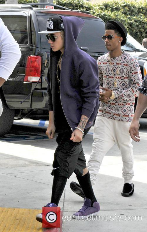 Justin Bieber, LA