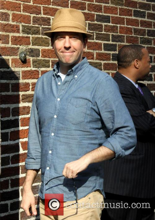 ed helms the late show with david 3666098
