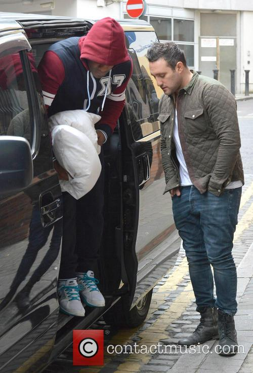 Simon Webbe, Antony Costa and Blue 5