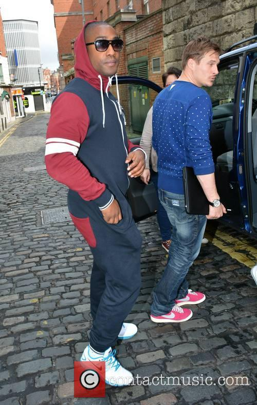 Simon Webbe and Lee Ryan 2