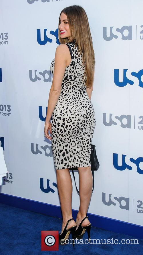 2013 USA Network Upfronts held at Pier 36 - Arrivals