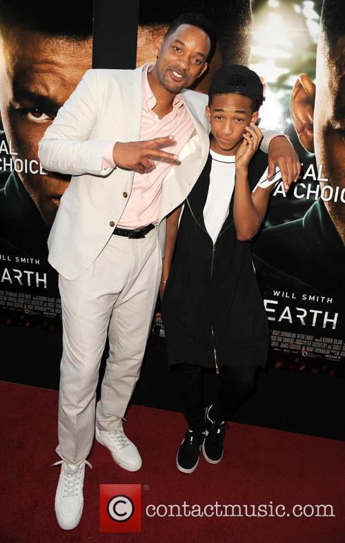 Will Smith and Jaden Smith 11