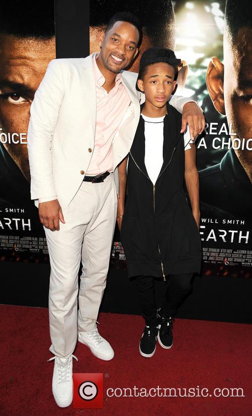 Will Smith and Jaden Smith 13