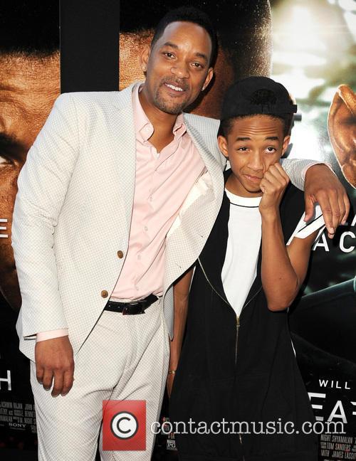 Will Smith and Jaden Smith 16