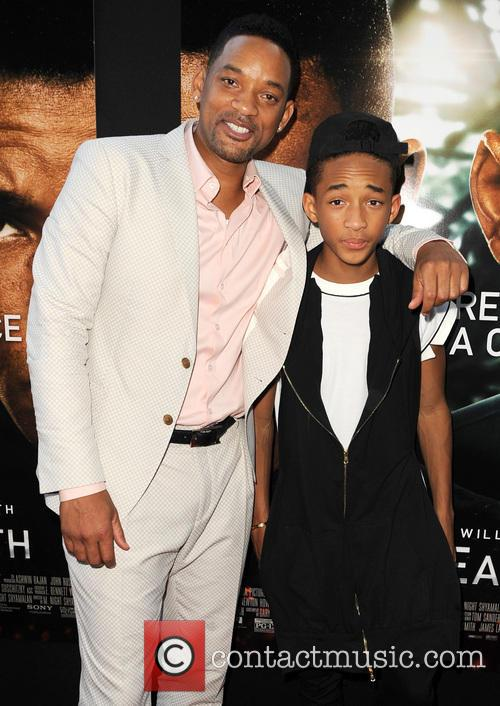 Will Smith and Jaden Smith 1