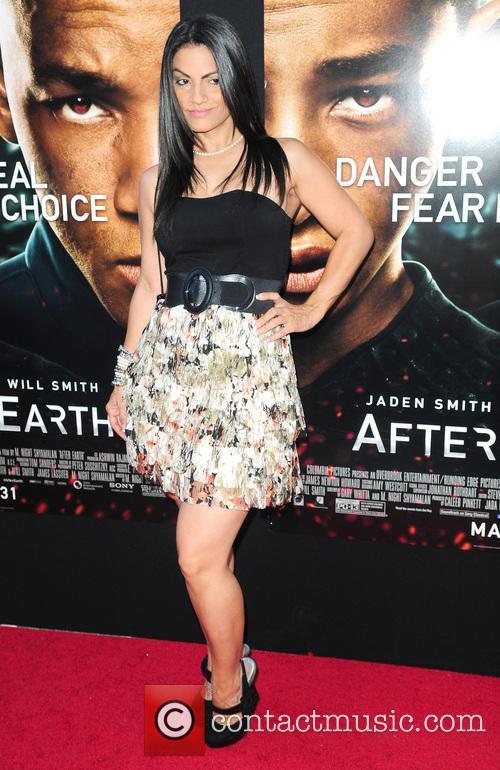 Will Smith, Carolina Lopez, Jaden Smith and Earth 4