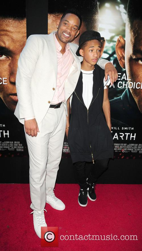 Will Smith and Jaden Smith 8
