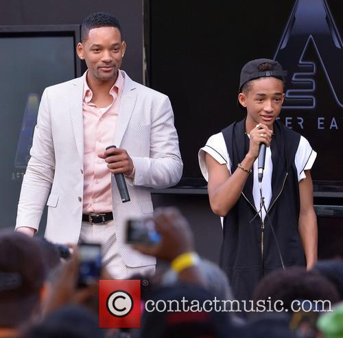 Will Smith and Jaden Smith 10