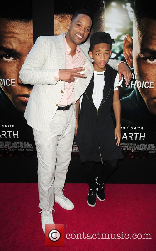 Will Smith and Jaden Smith 11