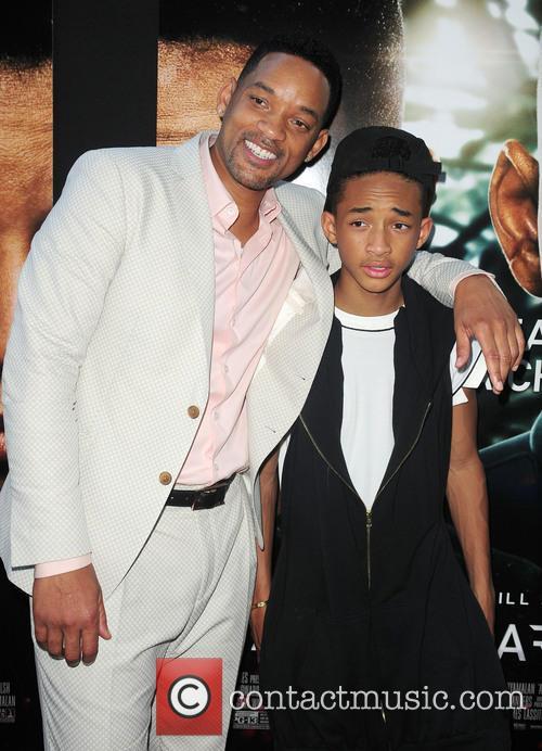 Will Smith and Jaden Smith 7