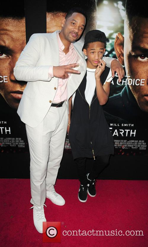 Will Smith and Jaden Smith 8