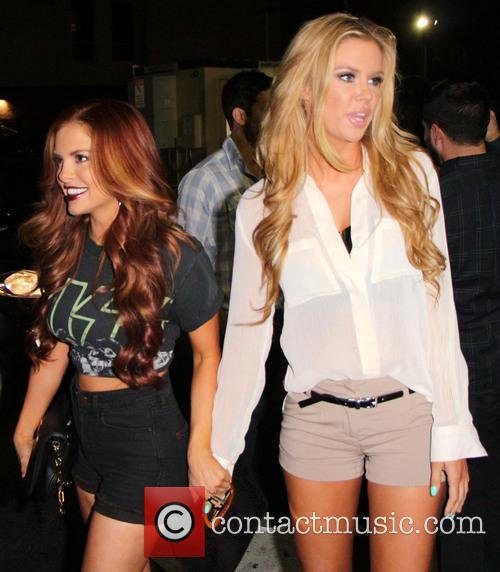 Kayla Collins and Jessa Hinton 2