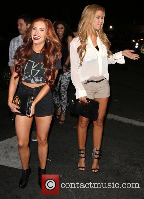 Kayla Collins and Jessa Hinton 3