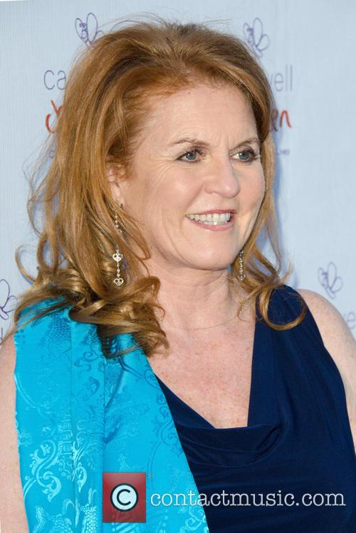 Sarah Ferguson and Duchess Of York 1
