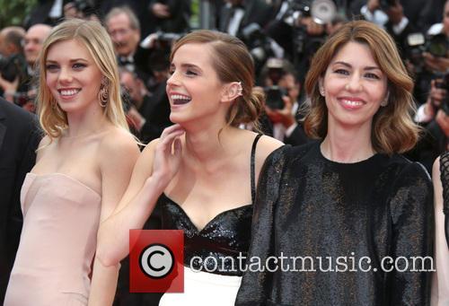 Claire Julien, Emma Watson and Sophia Coppola 4