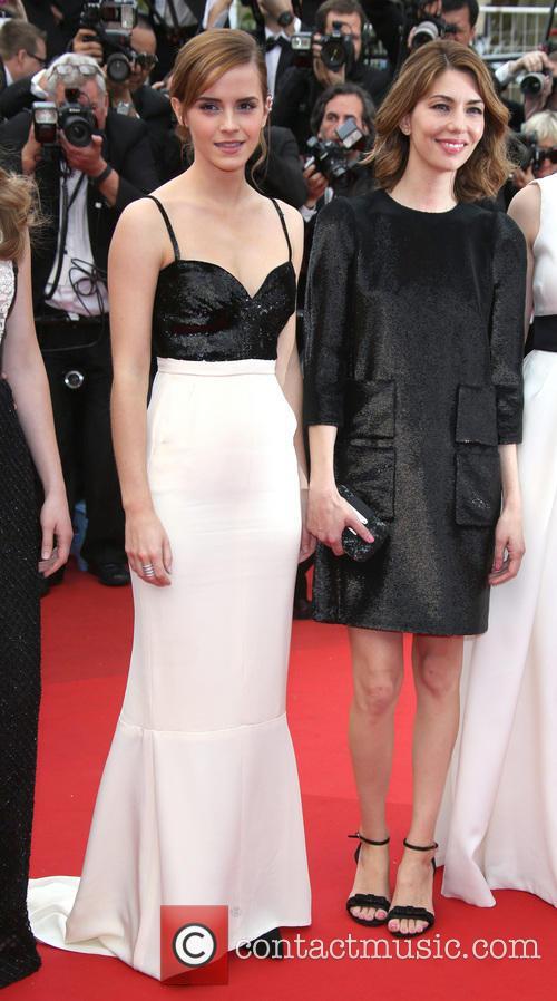 Sofia Coppola and Emma Watson 3