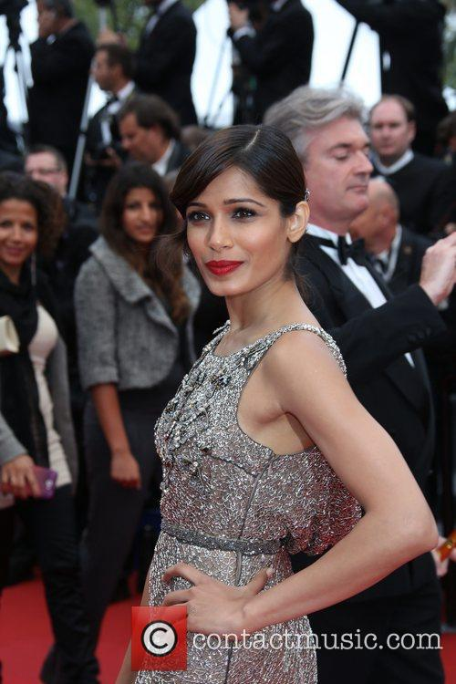 Frieda Pinto, Cannes Film Festival