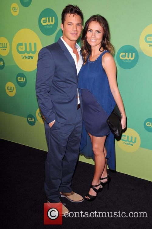 Matt Lanter and Angela Stacy 2