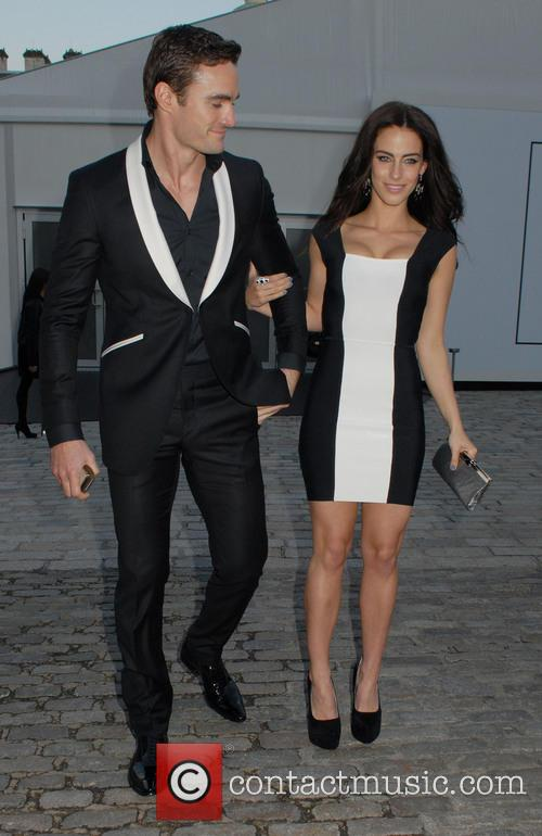 Thom Evans and Jessica Lowndes 8