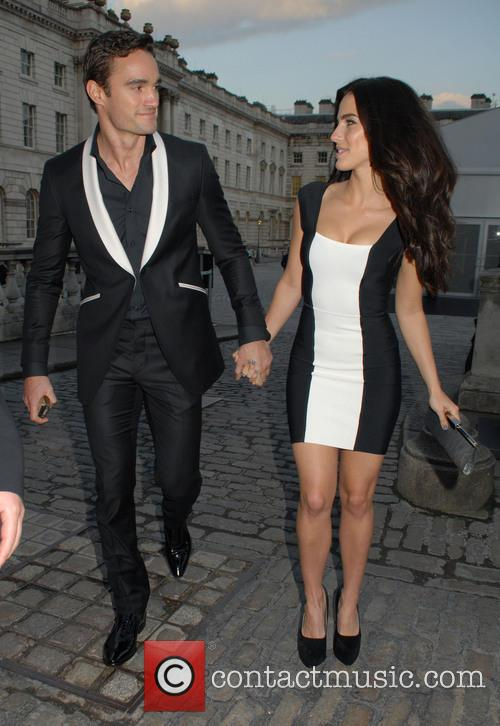 Thom Evans and Jessica Lowndes 9