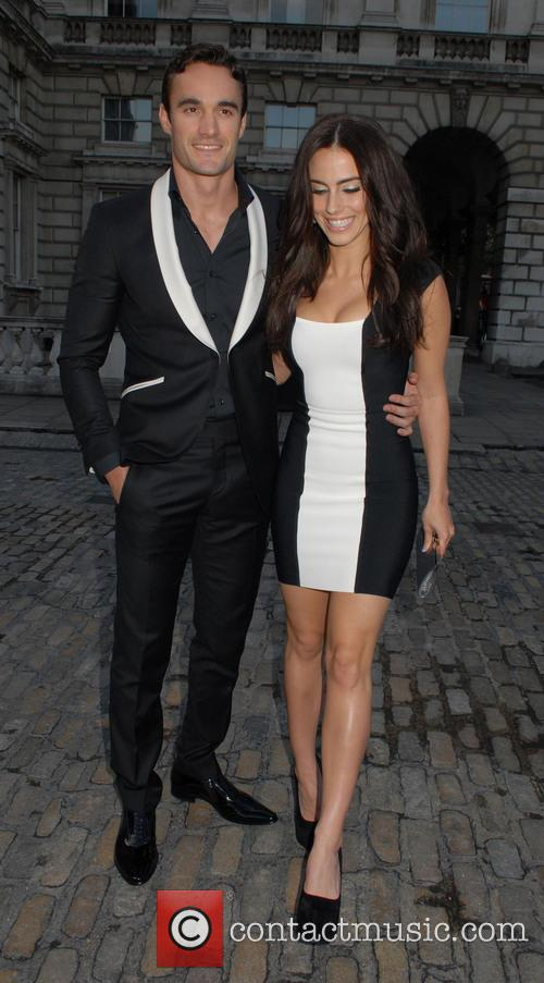 Thom Evans and Jessica Lowndes 10