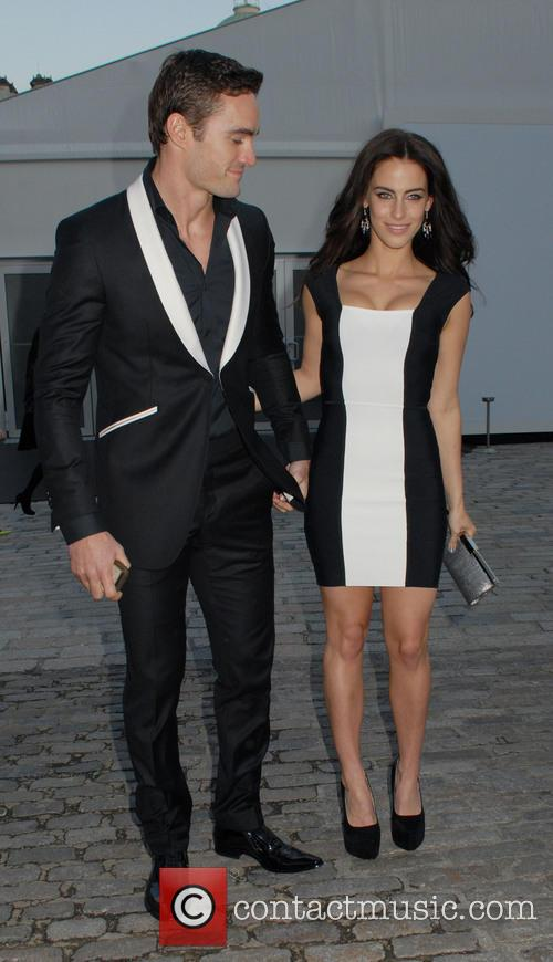 Thom Evans and Jessica Lowndes 11