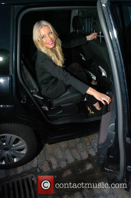 Denise van Outen,  london, Somerset House