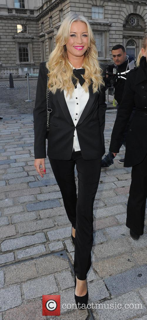 Denise Van Outen, Somerset House