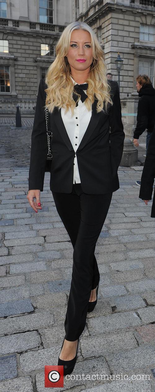 Denise Van Outen, Somerset House