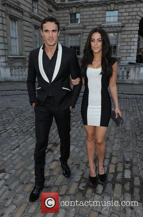 Jessica Lowndes, Thom Evans, Somerset House