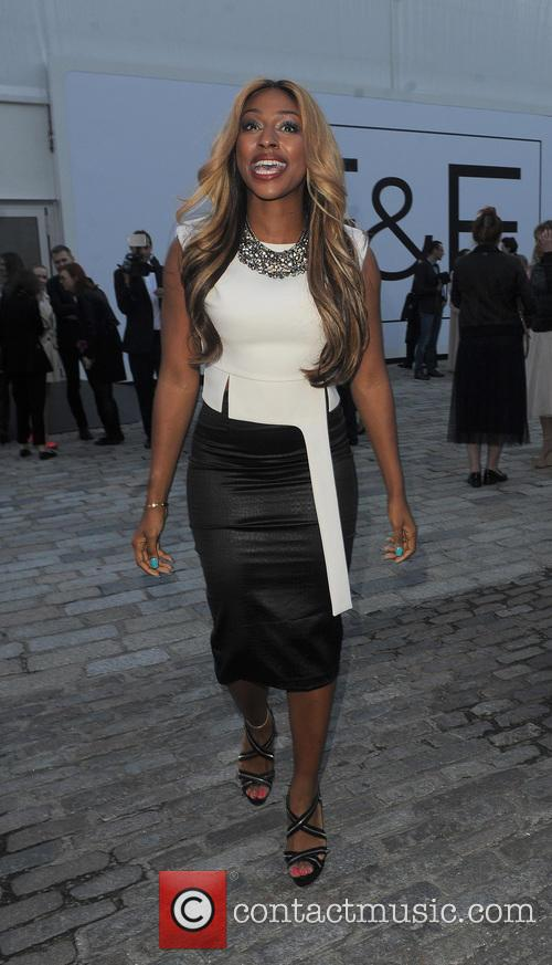 alexandra burke f and f autumn winter 3669336
