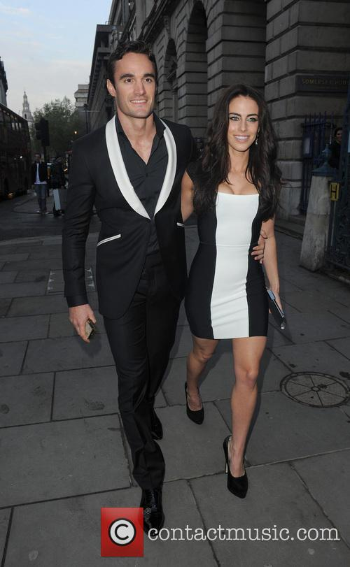 Jessica Lowndes and Thom Evans 2
