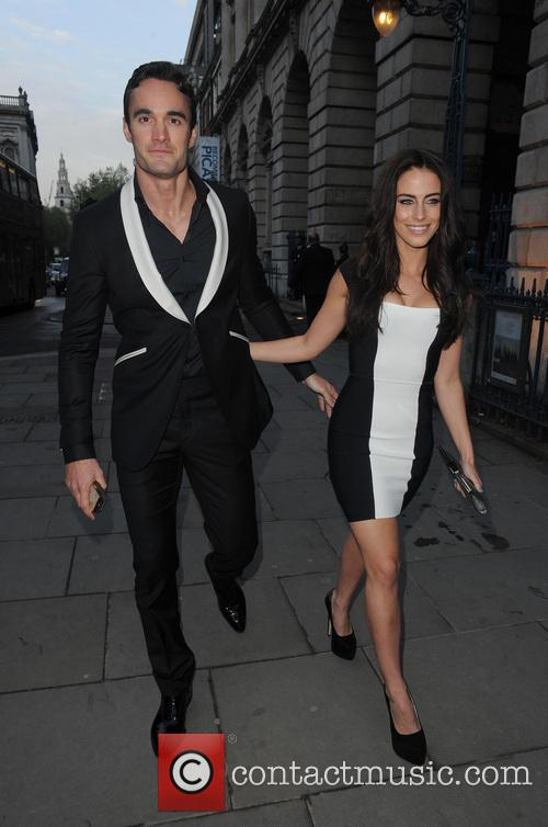 Jessica Lowndes and Thom Evans 6