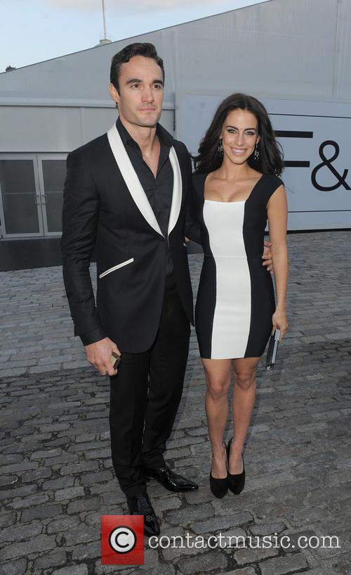 Jessica Lowndes and Thom Evans 11