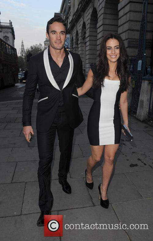 Jessica Lowndes and Thom Evans 12