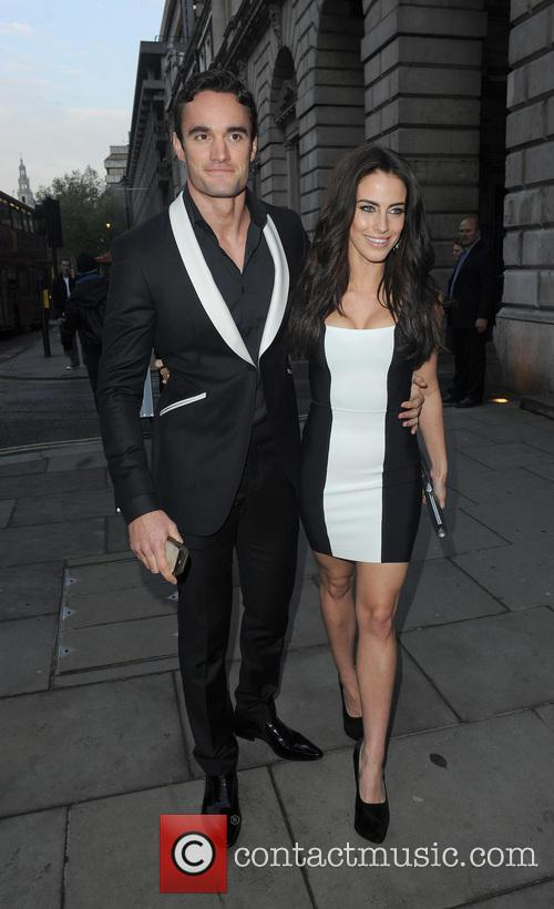 Jessica Lowndes and Thom Evans 14