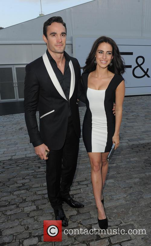 Jessica Lowndes and Thom Evans 15