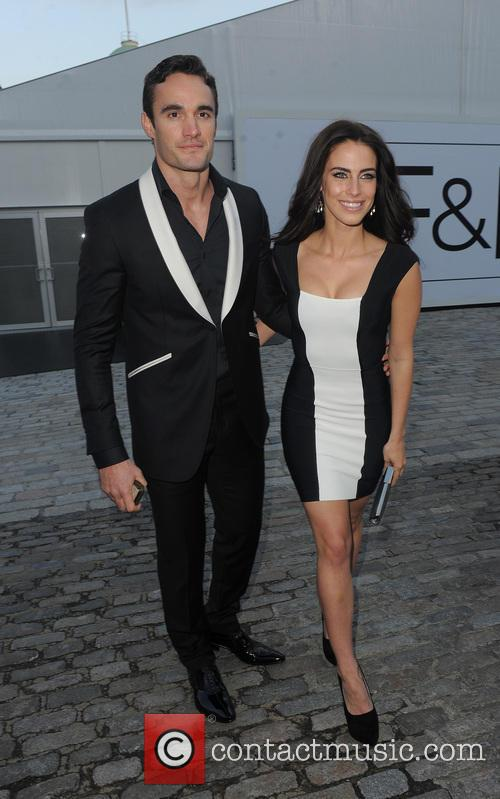 Jessica Lowndes and Thom Evans 17