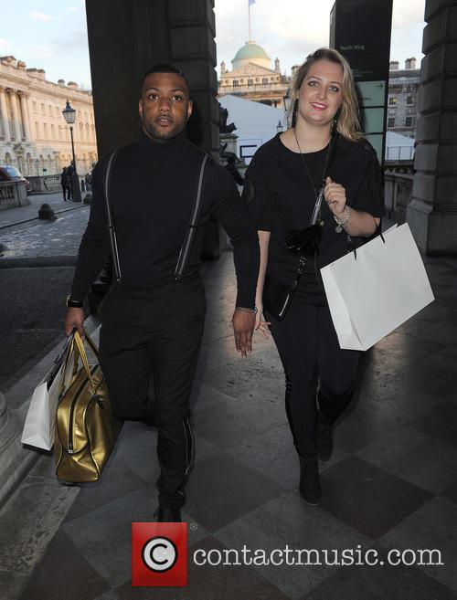 Jonathan 'JB' Gill and Chloe Tangney 3